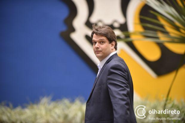 Gustavo Oliveira anuncia que deixa o comando da Sefaz nesta sexta-feira