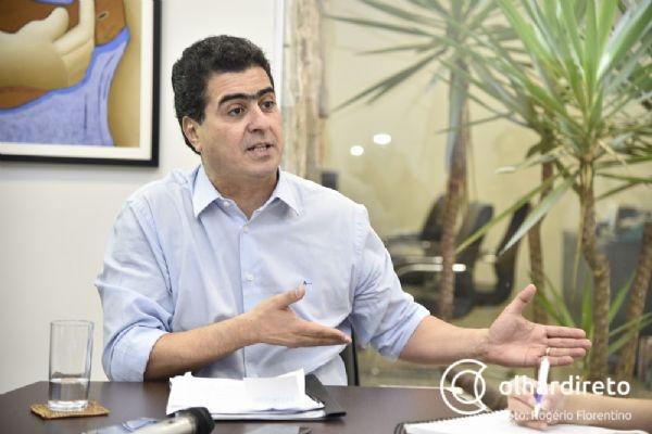 Emanuel diz que 50% do IPVA é dos municípios e Mauro não pode isentar o valor total
