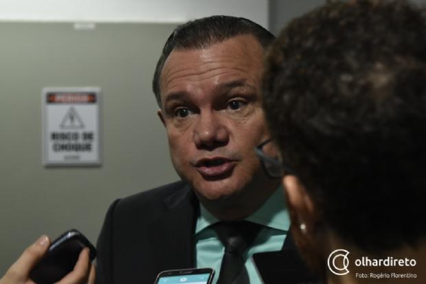 """""""MT não quer mais um governo de raiva, rancor e discriminação"""", dispara Fagundes para contrapor Taques"""