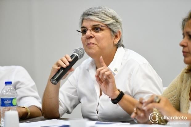 'Compromete avanço e nos leva à beira de um retrocesso inimaginável', diz reitora da UFMT sobre corte