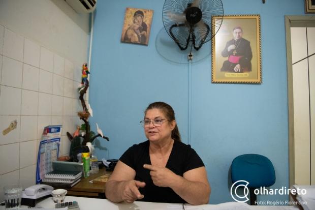 """Superlotada, Pastoral do Migrante pede socorro: """"não somos um depósito de gente"""""""
