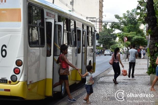 TCE anula aviso de audiência para concessão do transporte coletivo de Cuiabá