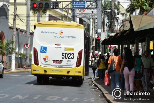 Pessoas com deficiências e acompanhantes devem ter passe livre no transporte coletivo de Cuiabá