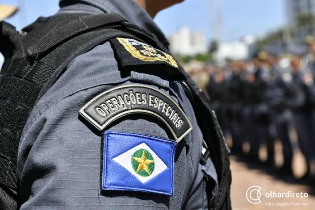Bolsonaro anuncia indulto para policiais e comandante afirma que PMMT deve analisar nomes