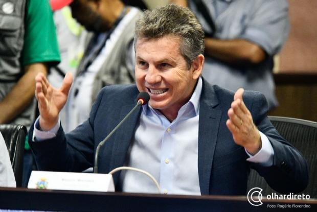Mato Grosso fecha janeiro com déficit de R$ 168 milhões