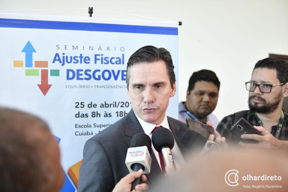 Mesmo na pandemia e com estados em crise, Gallo garante que Mato Grosso está com as contas em dia