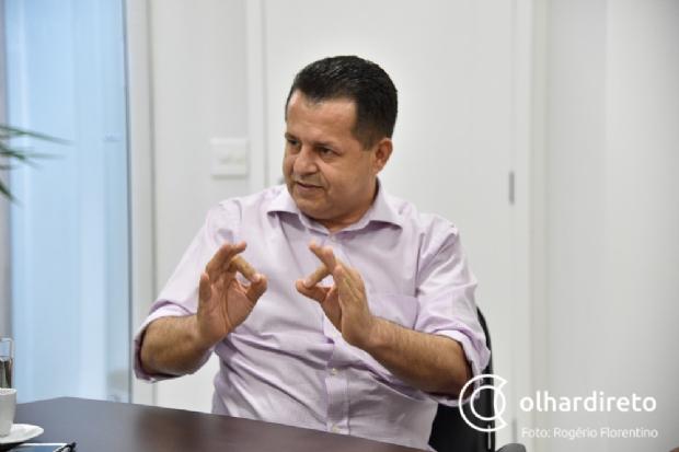 Valtenir Pereira afirmou que a decisão de vetar a filiação de quem tem mandato partiu dos pré-candidatos a deputado estadual