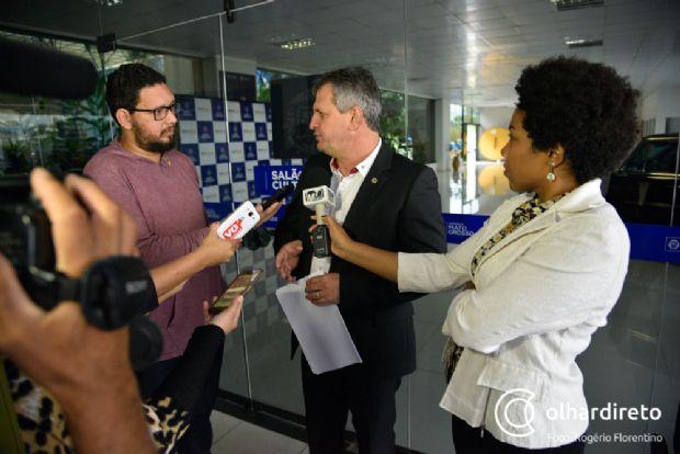 Líder diz que Justiça vai esclarecer inocência de Taques em caso de 'caixa 2'
