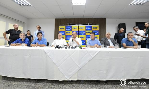"""Alckmin não muda Lei Kandir, mas promete reforma tributária: """"não dá para ter cinco impostos de valor agregado"""""""