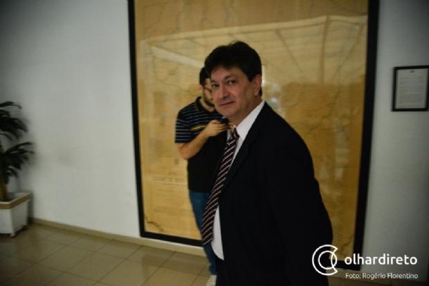 Ex-deputado Carlos Brito é anunciado como secretário de Assessoria Parlamentar do TCE