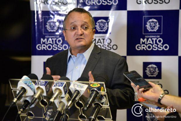 Pedro Taques assegura que jamais recebeu pedido de dinheiro de deputados em troca de apoio