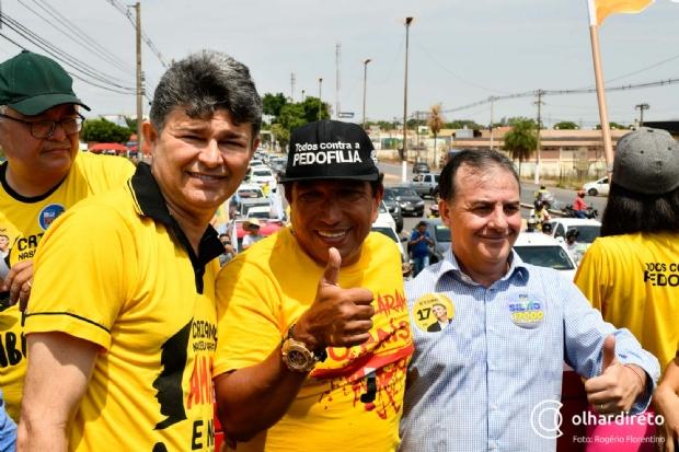 Amicíssimo do Bolsonaro