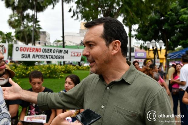 Fórum declara apoio a projetos de Ludio contra isenção e pulverização aérea de agrotóxicos