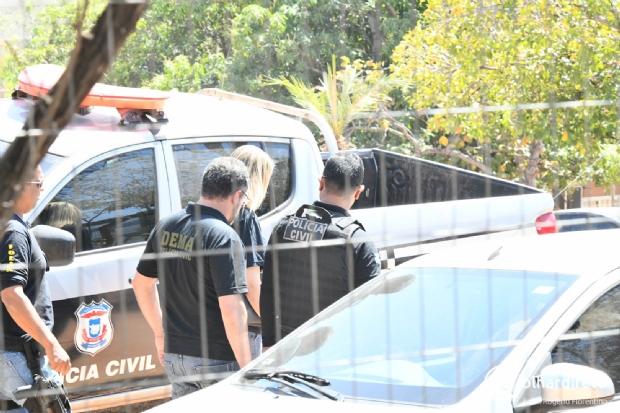 Servidores presos em operação da Dema são exonerados menos de 24h após a ação;  veja nomes