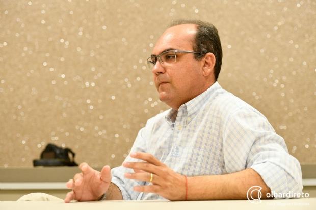 Candidato a vaga na AL, ex-diretor da Acrimat diz que desenvolvimento do estado começa no campo