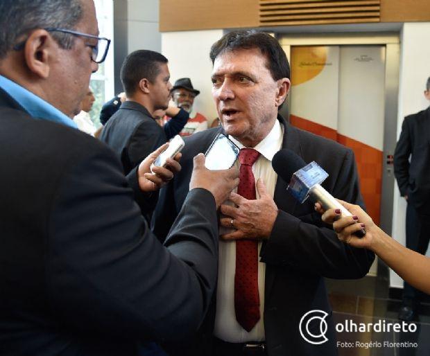 Antonio Joaquim defende várias candidaturas para eleitores terem opção além de Taques