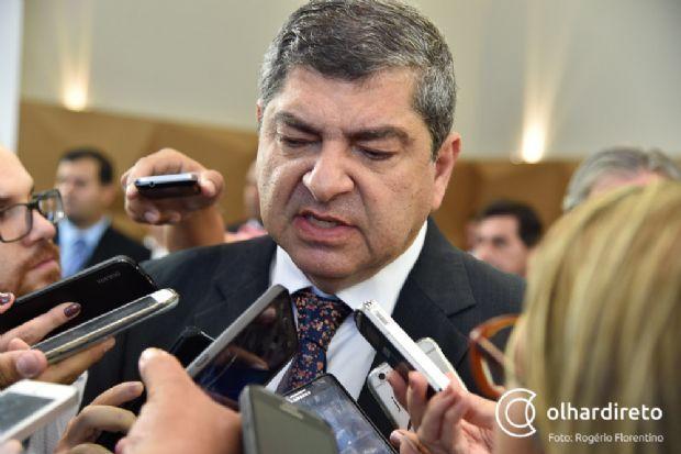 Maluf convoca militância tucana para reeleger Pedro Taques: o processo eleitoral já começou