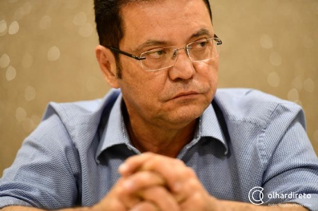 """Botelho se diz """"espantado"""" com decisão de Taques e afirma que Assembleia poderá barrar veto"""