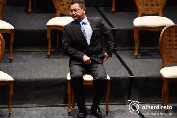 STF impede Assembleia de votar soltura de Gilmar Fabris e deputado continua preso