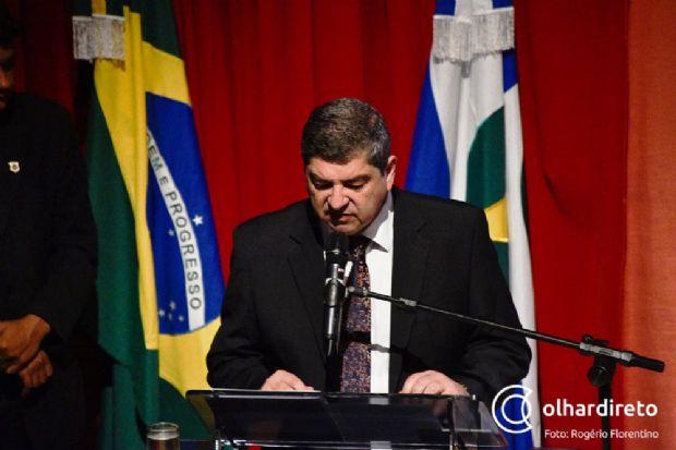 Maluf defende que vaga de Antonio Joaquim seja ocupada por membro do TCE