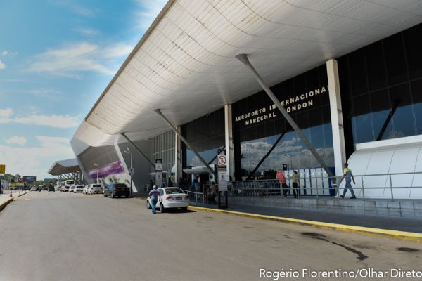Ministro confirma novas concessões e aeroporto de Cuiabá poderá ser privatizado