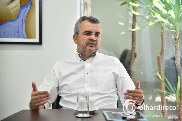 Paulo Taques sai na defesa de Mendes e garante caráter social de obras no Porto e Parque das Águas