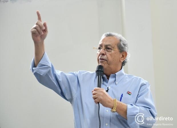 Favorável à taxação, Jayme Campos diz que agronegócio criou