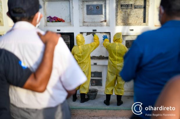 Mato Grosso registra 13 mortes por Covid-19 nas últimas 24 horas