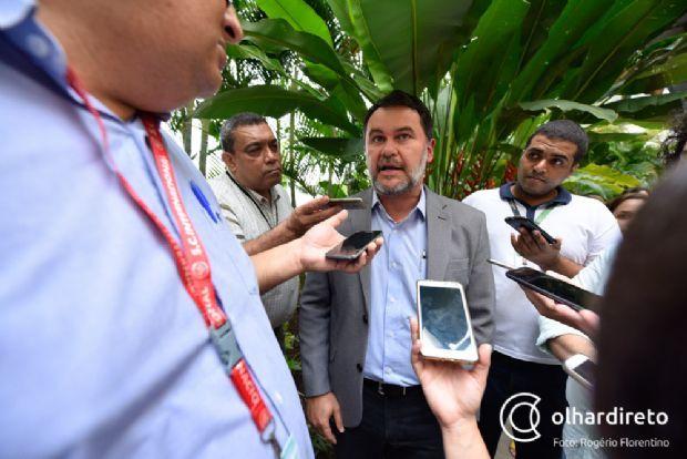 Oscar Bezerra admite encontro com Silval mas diz que ex-governador é malandro e garante imparcialidade em CPI