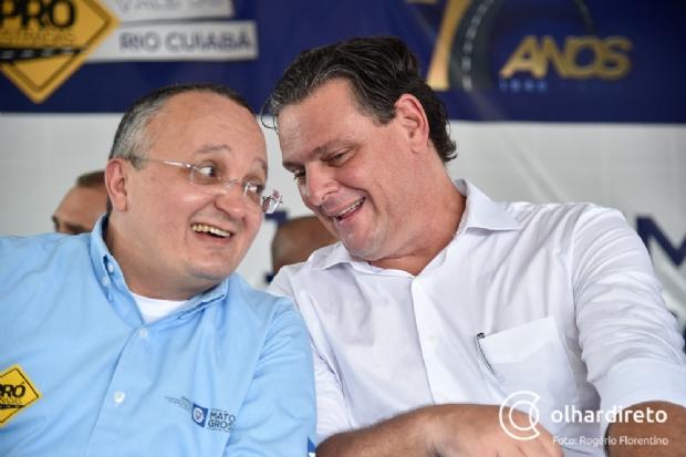 Taques exonera 14 em gabinete do ex-vice e demissões vão gerar R$ 1,5 mi em economia; veja a lista
