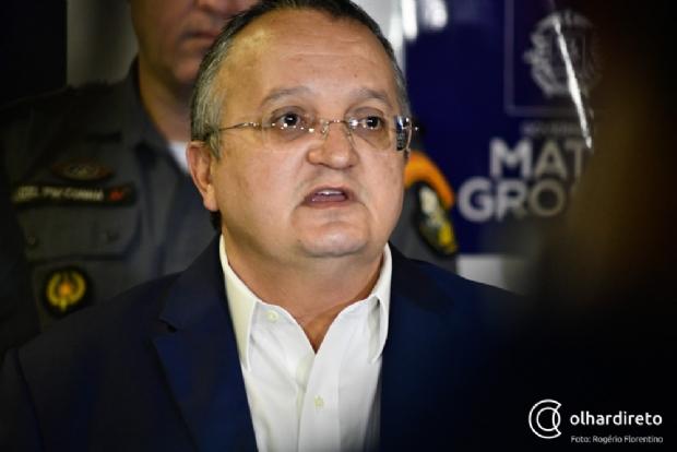 """""""Deputados da oposição estão absolutamente desequilibrados"""", acusa Taques sobre denúncia de fraude"""