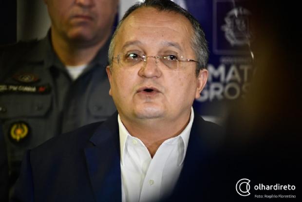 Recomendo que se candidatem, diz Taques sobre filiação de grupo de Mauro ao DEM