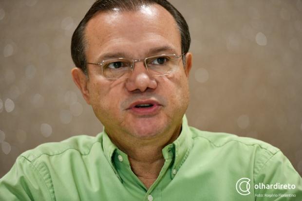Wellington Fagundes promete que servidores escolherão presidente do MT Saúde