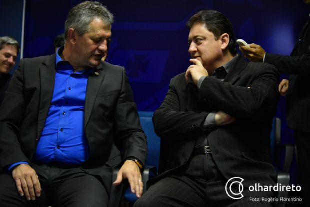 """Bancada do governo Taques confia em votação da PEC do Teto na próxima semana pois """"tempo está estreito"""""""