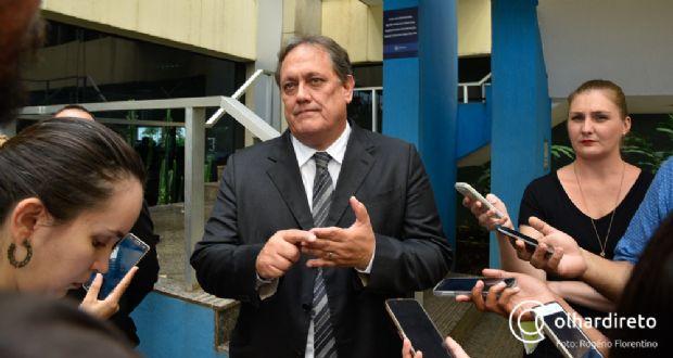 Presidente do TJMT recebe médicos para discutir cenário crítico do MT Saúde