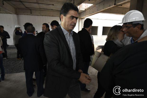 Emanuel vai buscar consenso sobre prédio da Secretaria de Cultura para evitar crise com Governo do Estado