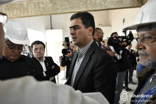 Emanuel nega recuo sobre nova Secretaria: 'probabilidade de isso ocorrer é a mesma do Temer renunciar'