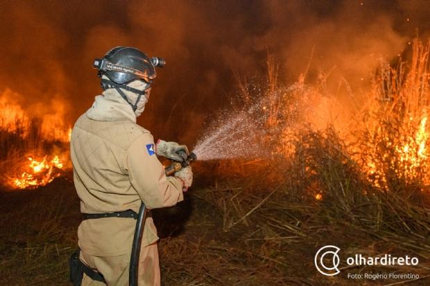 Pantaneiros e Defesa Civil começam a traçar plano de prevenção de incêndios florestais