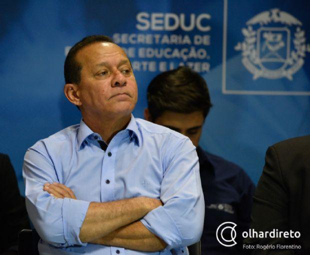 """Deputado diz que Taques se """"equivocou"""" ao aprovar concursos públicos em meio à crise"""