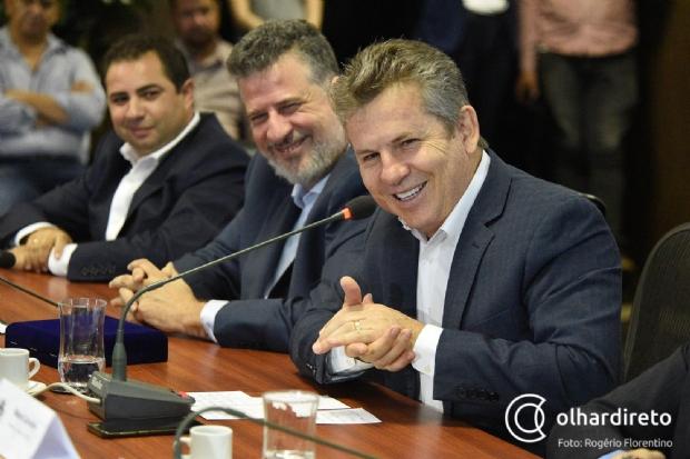 Governador envia texto da Reforma da Previdência à AL e espera votação tranquila