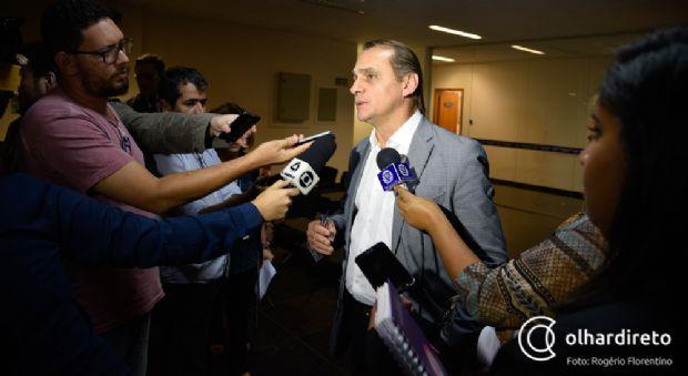 Wilson Santos reassume Secid dentro de no máximo 60 dias