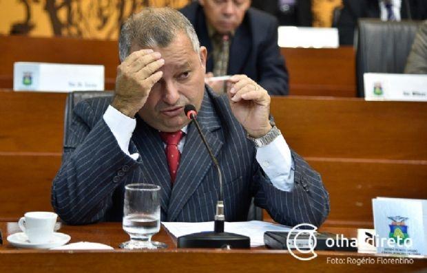 Galvão pede gravações de sessão e tenta suspender votação que permitiu reeleição de Malheiros