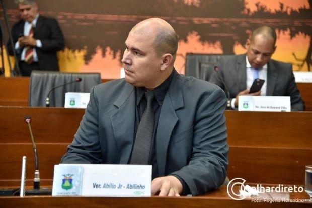 Vereador denúncia à polícia suposta ameaça de empresário após audiência pública