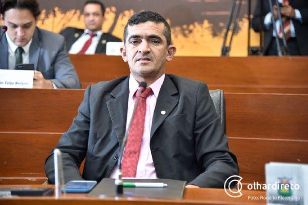 Elizeu Nascimento voltou de licença e vai assinar CPI na Câmara de Cuiabá