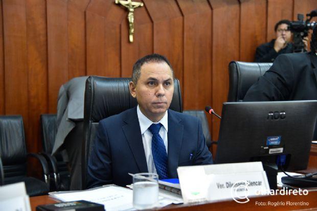 Dilemário Alencar ameaça judicializar escolha dos membros da CPI do Paletó, na Câmara de Cuiabá