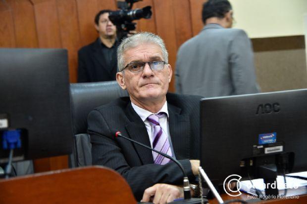 Nadaf assume Comissão de Ética da Câmara de Cuiabá e primeiro desafio é o 'caso Chico 2000'