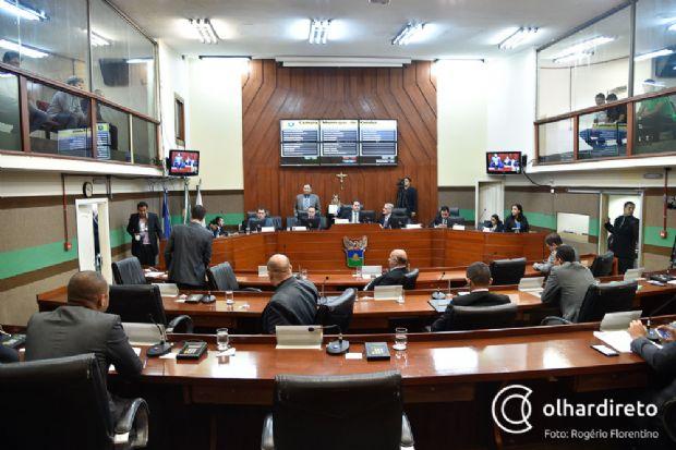 Oposição exige compor cargos na CPI do Paletó e ameaça medida judicial