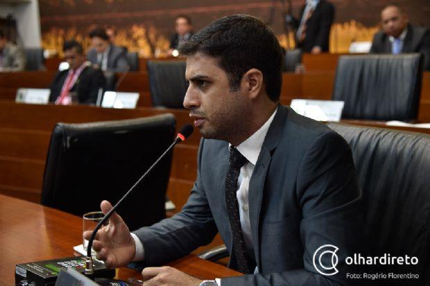 Líder do Executivo diz que Câmara fará julgamento justo das contas de Mauro Mendes