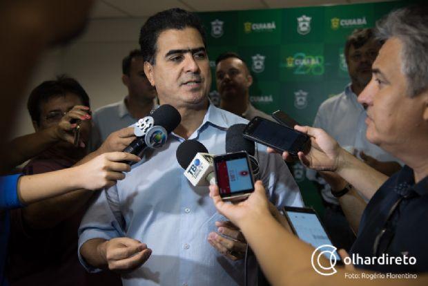 Emanuel volta a afirmar que vai decretar caducidade de concessão se empresa não garantir investimento