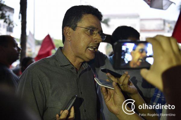 Ságuas Moraes desiste de disputar eleições em 2018 e PT busca alternativas para o Congresso